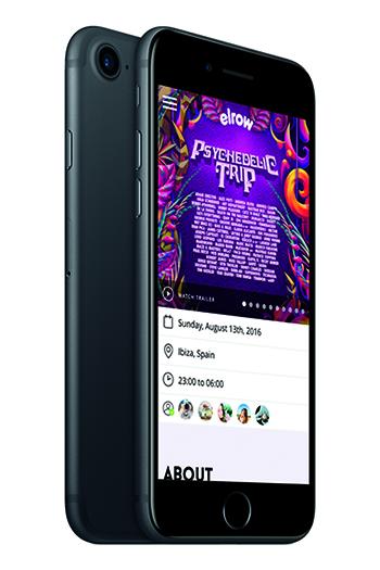 Desarrollo App Elrow